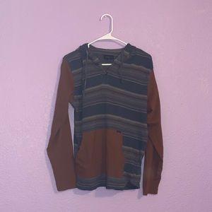 O'Neill size medium hooded sweatshirt